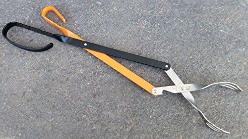 V-Tong Basiszangen Konfigurator verschieden Längen/Farben Größe 51 cm, Farbe orange