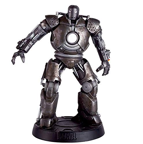 Figura DE Resina Marvel Movie Collection Especial Iron Monger (Iron Man) 16 cms