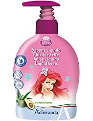 Disney Princess Ariel Savon Liquid, Aloe Vera/ Avocado