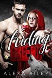 Riding Red by Alexa Riley front cover