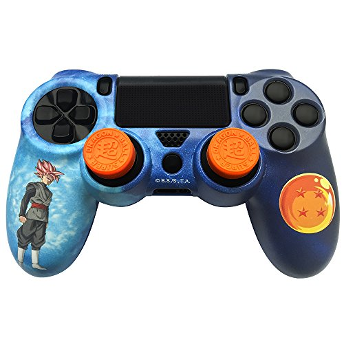 FR·TEC - Dragon Ball Super Combo Pack, para mando Dualshock de PlayStation 4