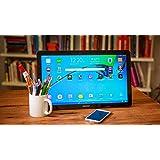 'Tim 770880Galaxy Tab T Tablet, Display mit 18.4, Prozessor-1.6GHz, RAM 2GB, HDD 32GB, Weiß