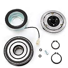 OUKANING CC2961K00D - Compresor de aire acondicionado (polea magnética, bobina magnética)