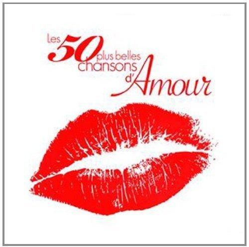 Les 50 Plus Belles Chansons D'Amour (Coffret 3 CD)