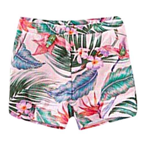 xmansky Herrendruck Badehose Strandhosen schnelltrockn Shorts Familie ausgestattet Modelle Kinder Jungen ()