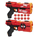 Nerf Rival - Kronos 2Pk Deadpool (Hasbro E0861SO0)