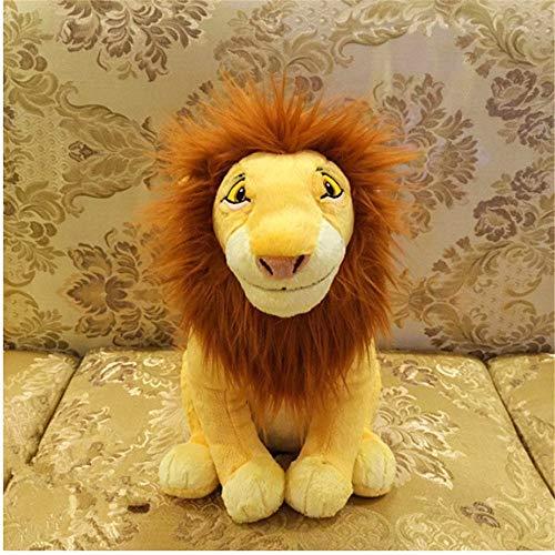 wanxiangguichun Plüschtiere Cartoon Der König Der Löwen Mufasa Cute Stuff Plüschtier Puppe Geburtstagsgeschenk Für Kinder -
