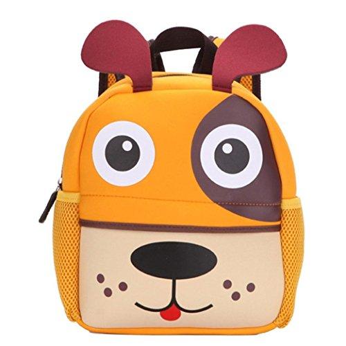 Imagen de yezelend bolsa escuela bolso escolar dibujos animados infantil viaje  para guardería primaria niño niña