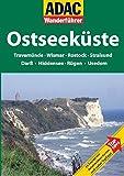 ADAC Wanderführer Ostseeküste: Travemünde Wismar Rostock Stralsund Darß Hiddensee Rügen Usedom