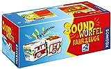 Kosmos 697372 - Soundw�rfel Fahrzeuge, Kinderspiel Bild