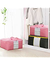 House Of Sensation Multi Functional Travel Organizer Storage Bag (Random Colour Will Be Shipped) (Pack Of 3)