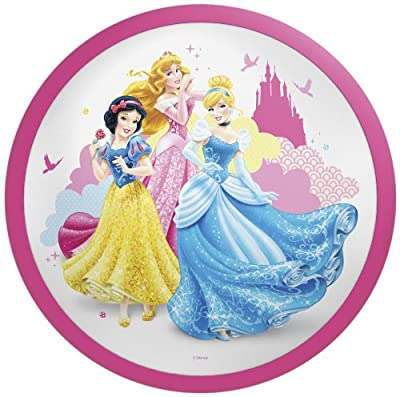 Philips Disney Princess Children's Wall and Ceiling Light - 1 x 4 W Integrated LED - cheap UK light store.