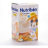 NUTRIBEN 8 CERE MIEL FIBRA 600 G
