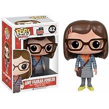 "Amy Farrah Fowler: ~3.9"" Funko POP! The Big Bang Theory Vinyl Figure by Funko"