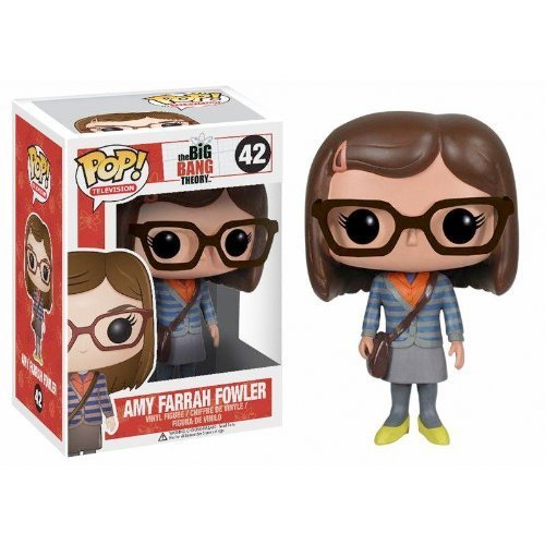 Amy Farrah Fowler 39 Funko POP The Big Bang Theory Vinyl Figure by Funko