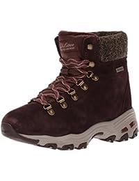 df351296e8717 Amazon.co.uk  Skechers - Boots   Women s Shoes  Shoes   Bags