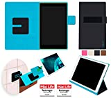 Lenovo Tab S8 Hülle Tasche Cover Case Bumper | Schwarz | Testsieger