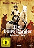 The Lone Ranger - Die komplette erste Staffel [8 DVDs]