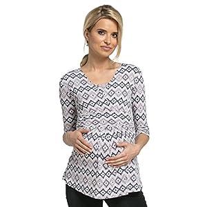 Zeta-Ville-Premam-Top-Camiseta-de-Lactancia-Efecto-2-en-1-para-Mujer-945c-Style-2-EU-4244-2XL