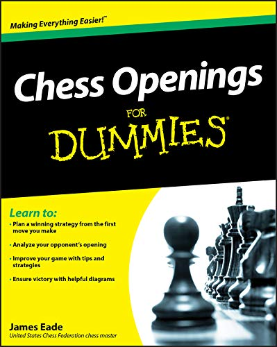 Chess Openings For Dummies PDF Books