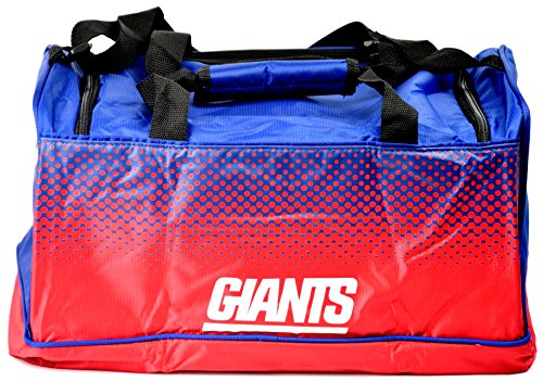 NFL FADE SMALL HOLDALL BAG New York Giants