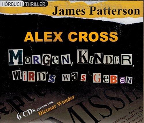 Morgen Kinder wird's was geben: Alex Cross-Reihe - Teil 1, verfilmt unter
