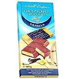 Grazioso Milchschokoladen Vanille 189g (6x31,5g)