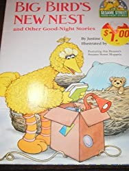 Big Bird's New Nest (Sesame Street Good-Night Stories)