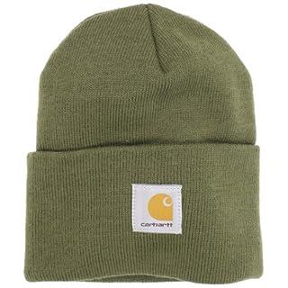 Carhartt Acrylic Mütze Beanie army A18ARG, grün, A18