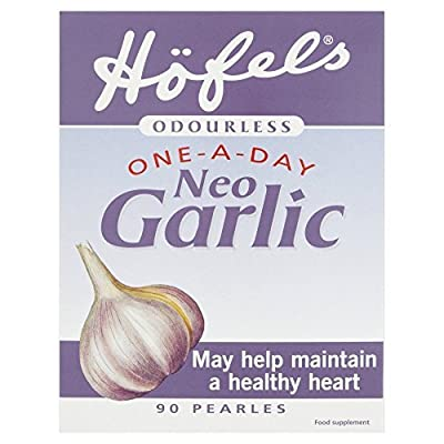 Neo Garlic (90 Pearlies) - x 2 *Twin DEAL Pack* from HOFELS PURE FOODS