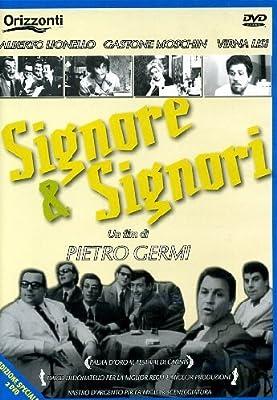 Signore E Signori (SE) (2 Dvd) by Gastone Moschin