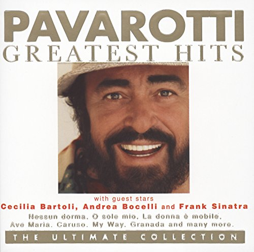 Pavarotti - The Ultimate Collection Test