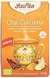 Yogi Tea Bio Chai Curcuma, tè, 17 bustine