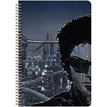 El Hormiguero 240701292 - Cuaderno espiral de tapa blanda, tamaño A4