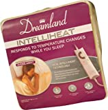 Dreamland Intelliheat Harmony Single Heated Over Blanket