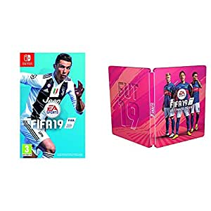 Fifa 19 - Standard Edition including Steelbook (exclusive to Amazon.co.uk) - (Nintendo Switch)