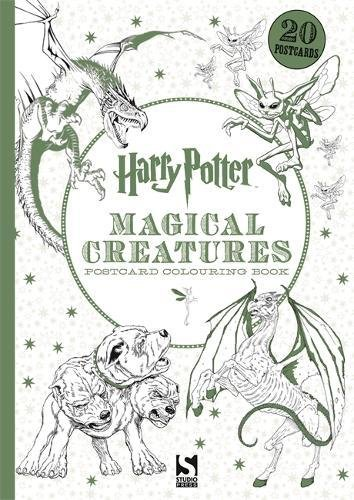 Harry Potter Magical Creatures Postcard Book 2