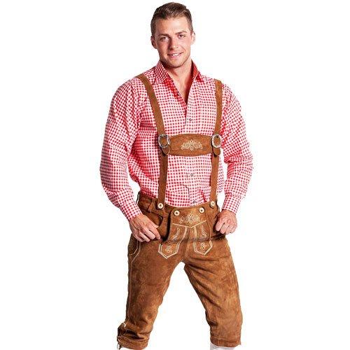 Frohsinn Tradicional pantalón bávaro Oktoberfest