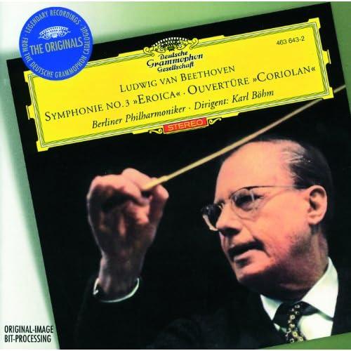 "Beethoven: Symphony No.3 ""Eroica""; Overture ""Coriolan"""