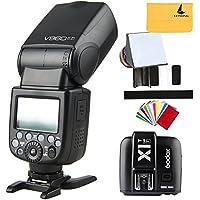 Godox letwing v860ii-f 2.4G TTL Kamera Flash Speedlite + x1t-f Flash Transmitter für Fujifilm x-pro2x-t20X-T1x-t2x100F DSLR-Kameras