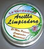 ARCILLA LIMPIADORA PIEDRA BLANCA (1 BOTE DE PIEDRA BLANCA + 1 ESPONJA)