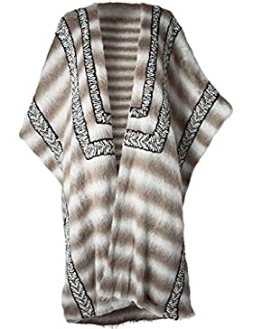 Barts–Cass, Jersey para mujer, mujer, Cass, Multicolore (Toffee), talla única