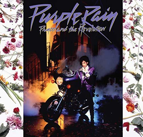 Purple Rain Deluxe (Rain Soundtrack Purple)