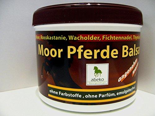 Peppermint Leaf Extract (abeko Moor Pferde Balsam angenehm wärmend 250 ml)