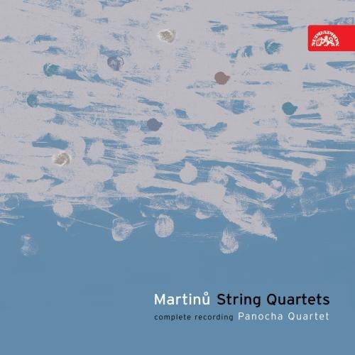 Martinu : Quatuors à cordes (intégrale)