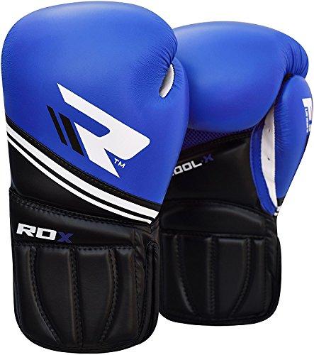 RDX Kunstleder Training Boxhandschuhe Sparring Kickbox Handschuhe Muay thai Sandsackhandschuhe
