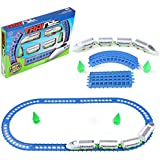 My First Speed Train Beginner Set Educational Play Toy Train Railway Building Block Preschool