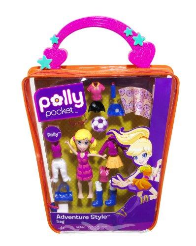Polly Pocket - Bolso con figura y accesorios