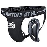 """Phantom Athletics Tiefschutz """"Vector"""" mit Cup - Schwarz-X-Large"""