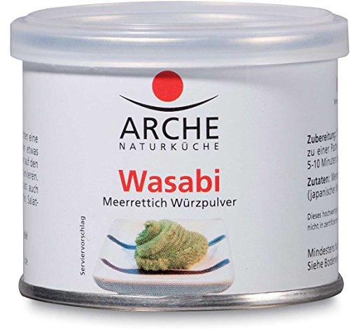 Wasabi in polvere 25gr